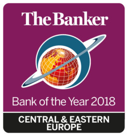 The Banker Bank of the year 2018 Central & Eastern Europe