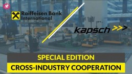 Special edition: cross-industry cooperation Kapsch TrafficCom, Nayax and RBI
